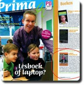 Tijdschrift Prima 2011